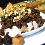 Fig & Olive Tapenade with Brie